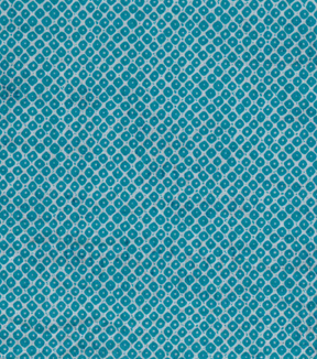 Modern Cotton Fabric 43\u0027\u0027-Blue Dotted Diamonds