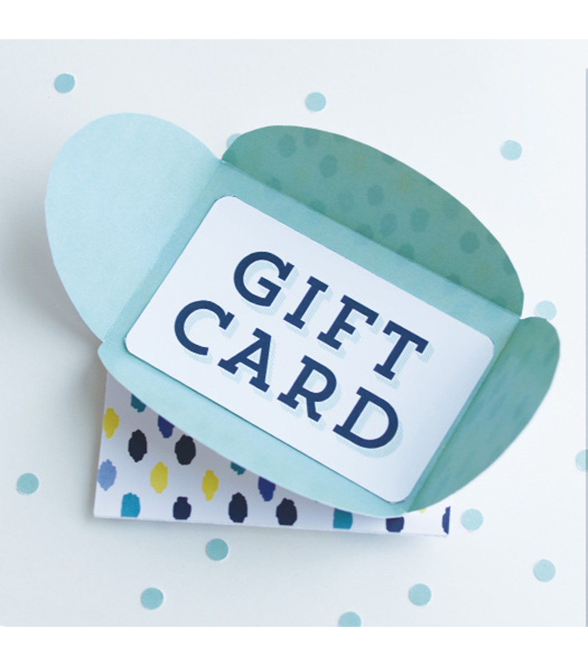 K&Company Cool Gift Card Holders