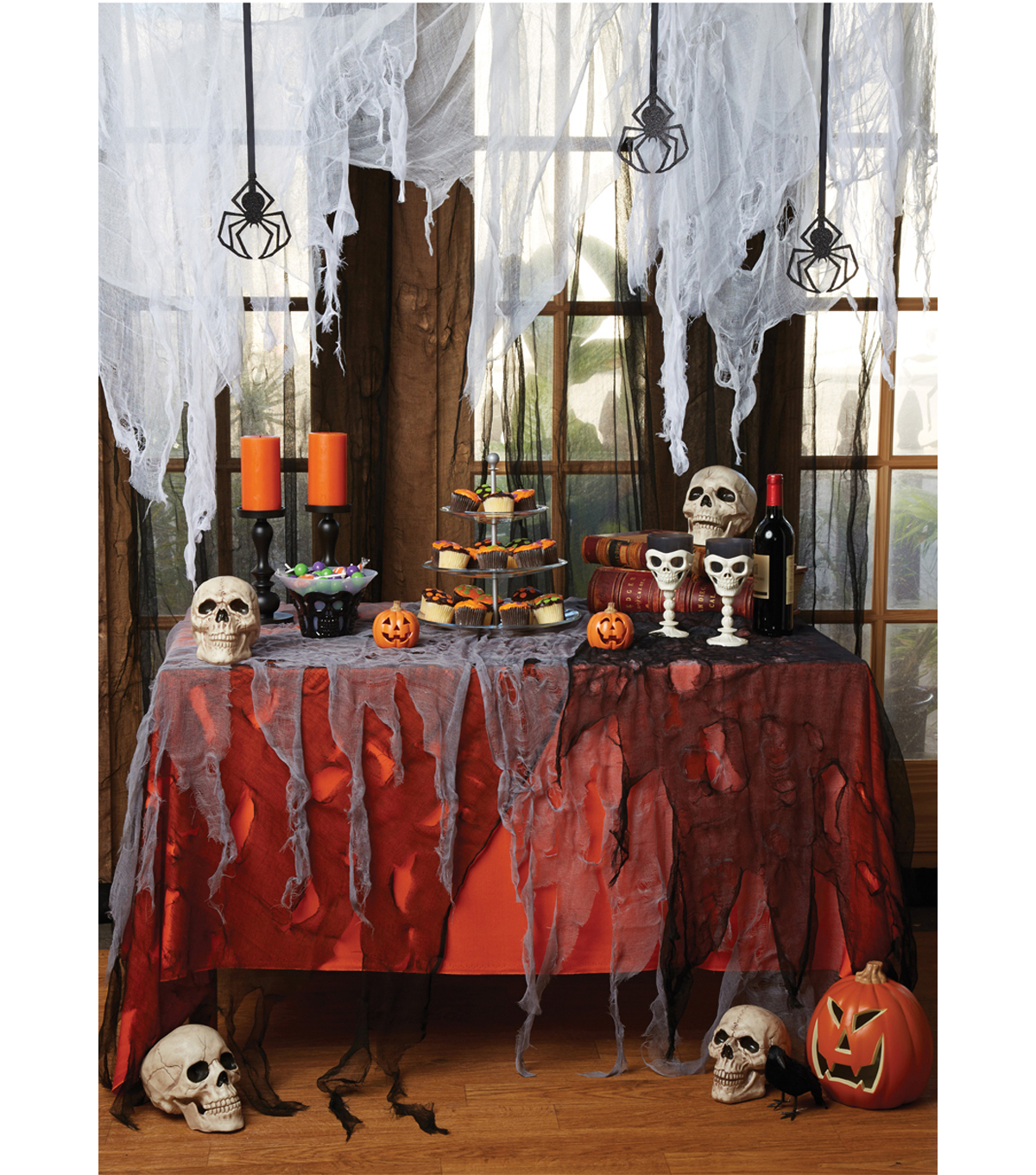 Maker\u0027s Halloween Cheesecloth-Gray