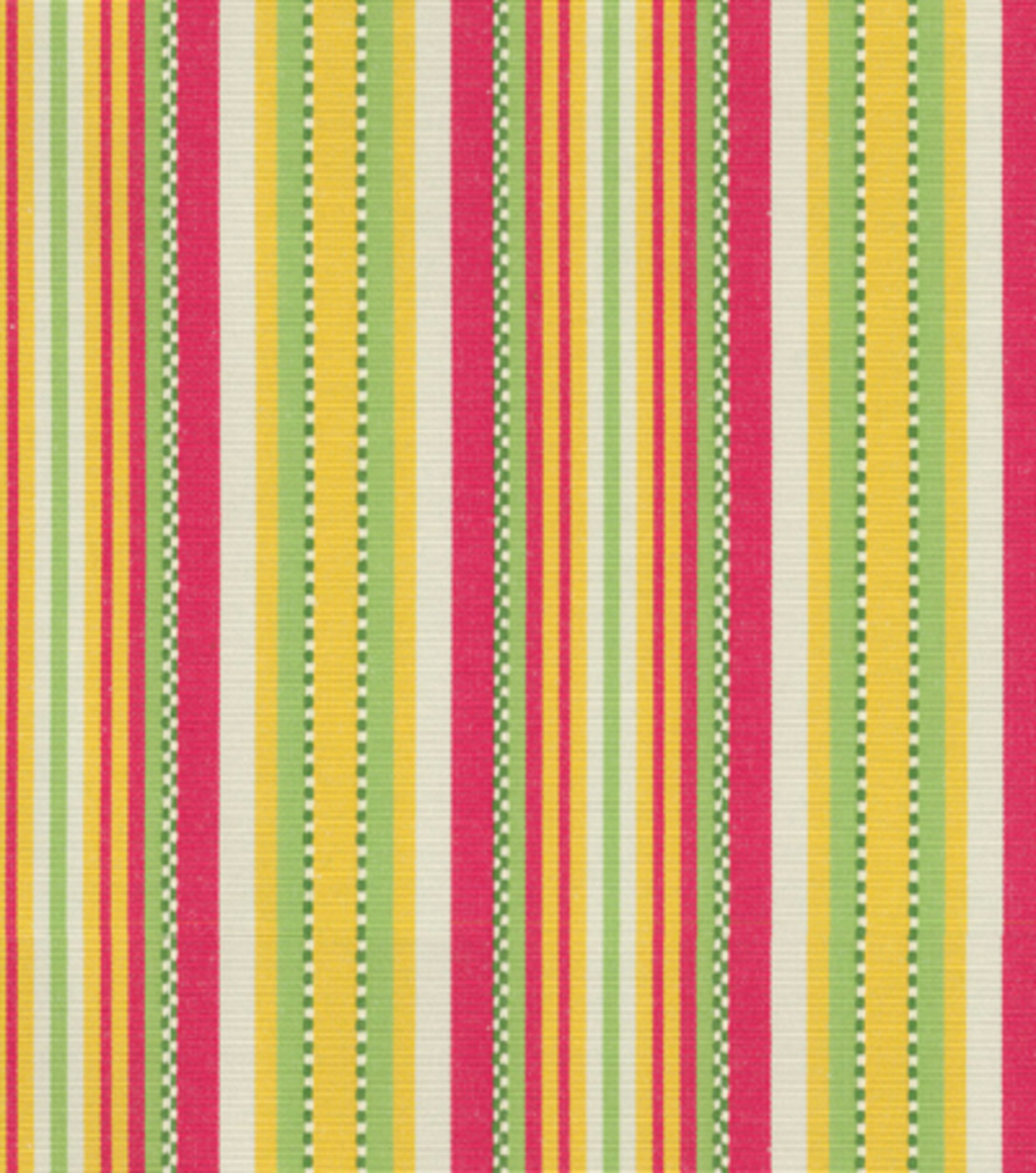Home Decor 8\u0022x8\u0022 Fabric Swatch-Upholstery Fabric-Waverly Sweet Stripe/Sorbet