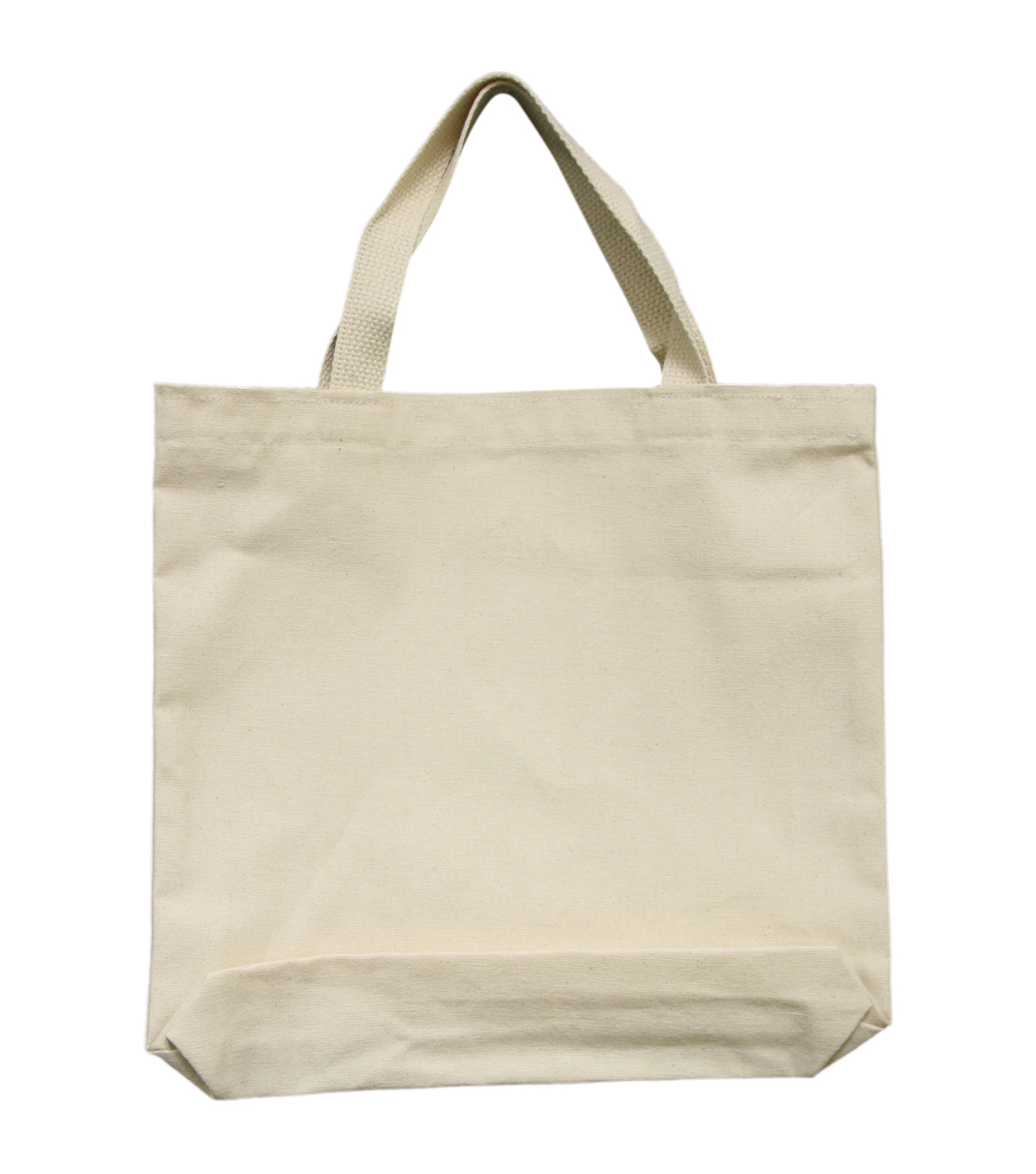Medium Tote 13.5\u0022X13.5\u0022X2\u0022-Natural