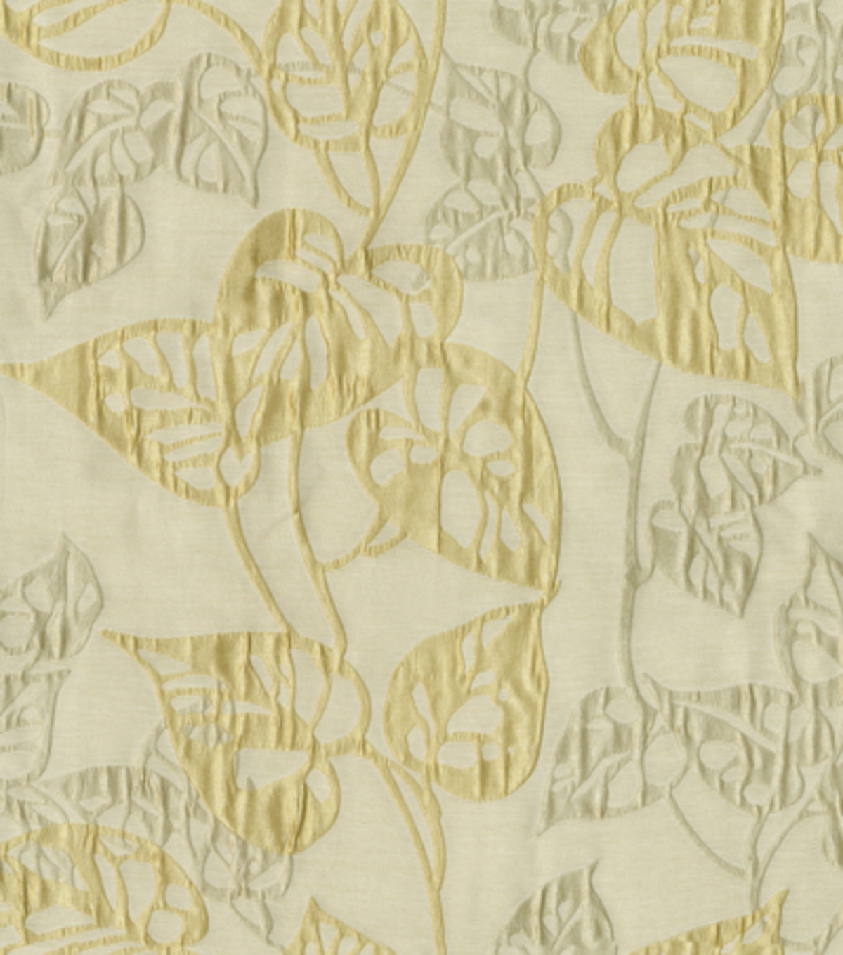 Home Decor 8\u0022x8\u0022 Fabric Swatch-Upholstery Fabric-Waverly Leaf Link/Shimmer