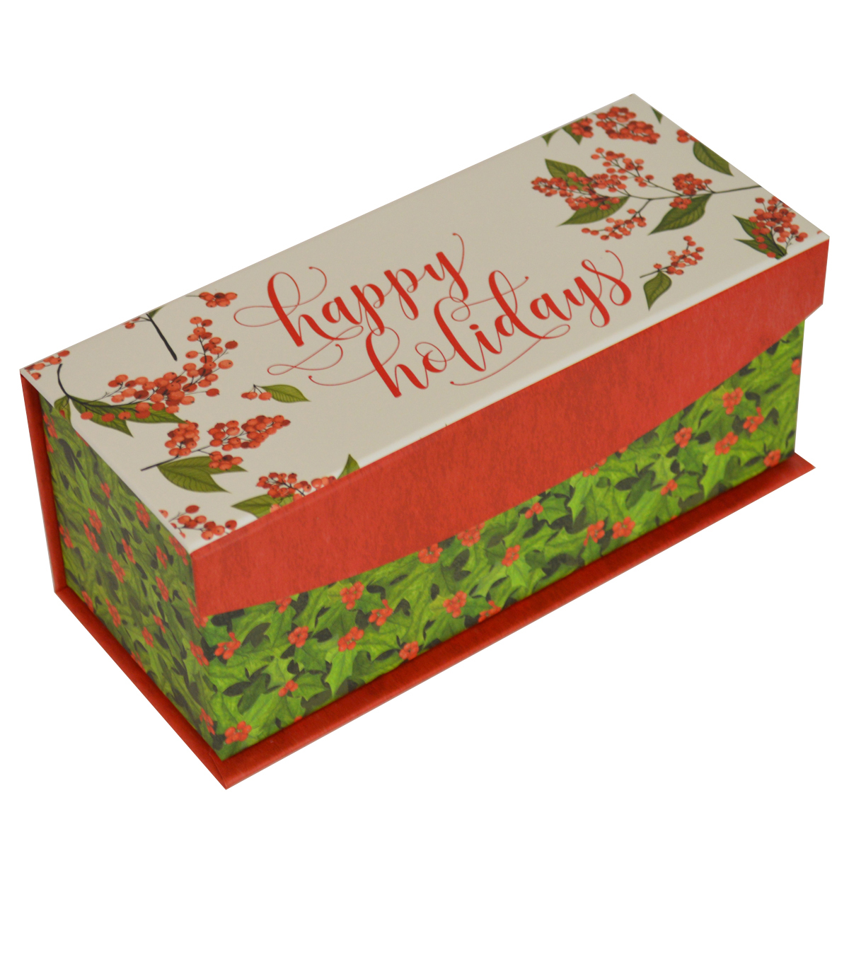 Maker\u0027s Holiday Extra Small Flip Top Box-Wild Berries