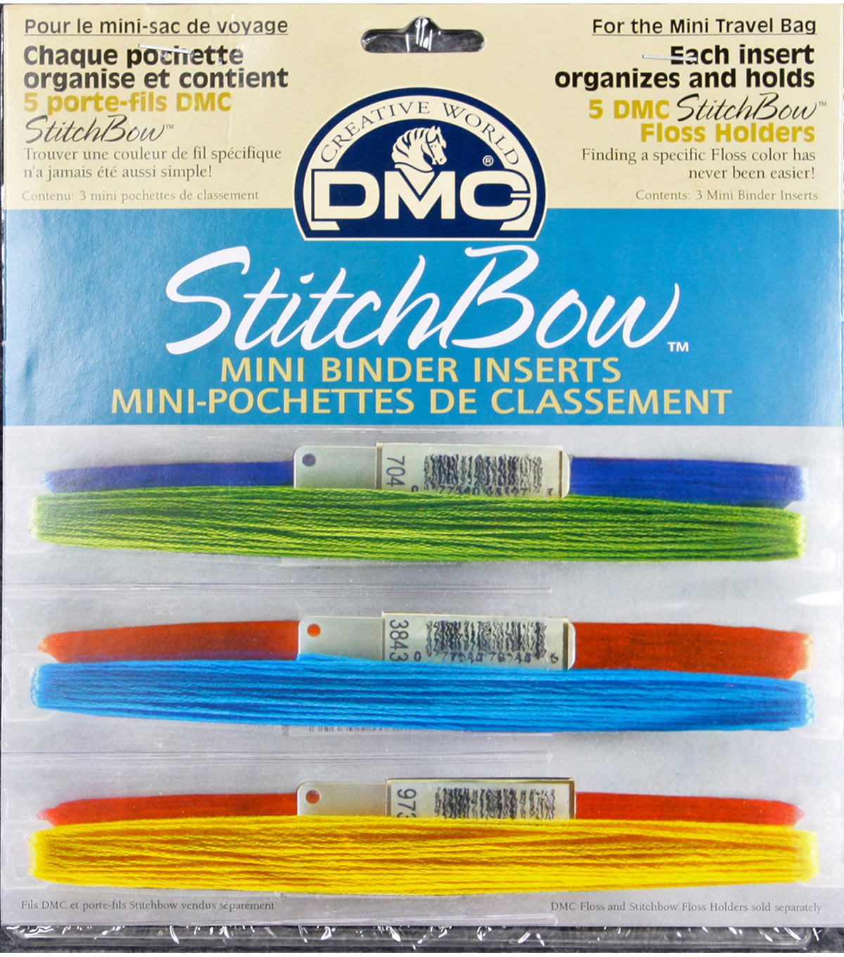 DMC StitchBow Mini Needlework Travel Bag