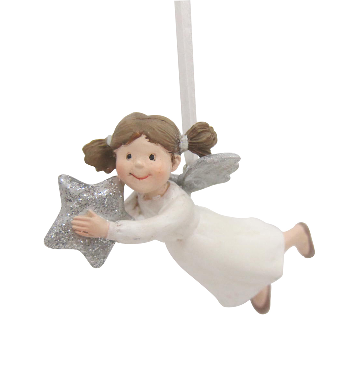 Maker's Holiday Angel with Star Ornament
