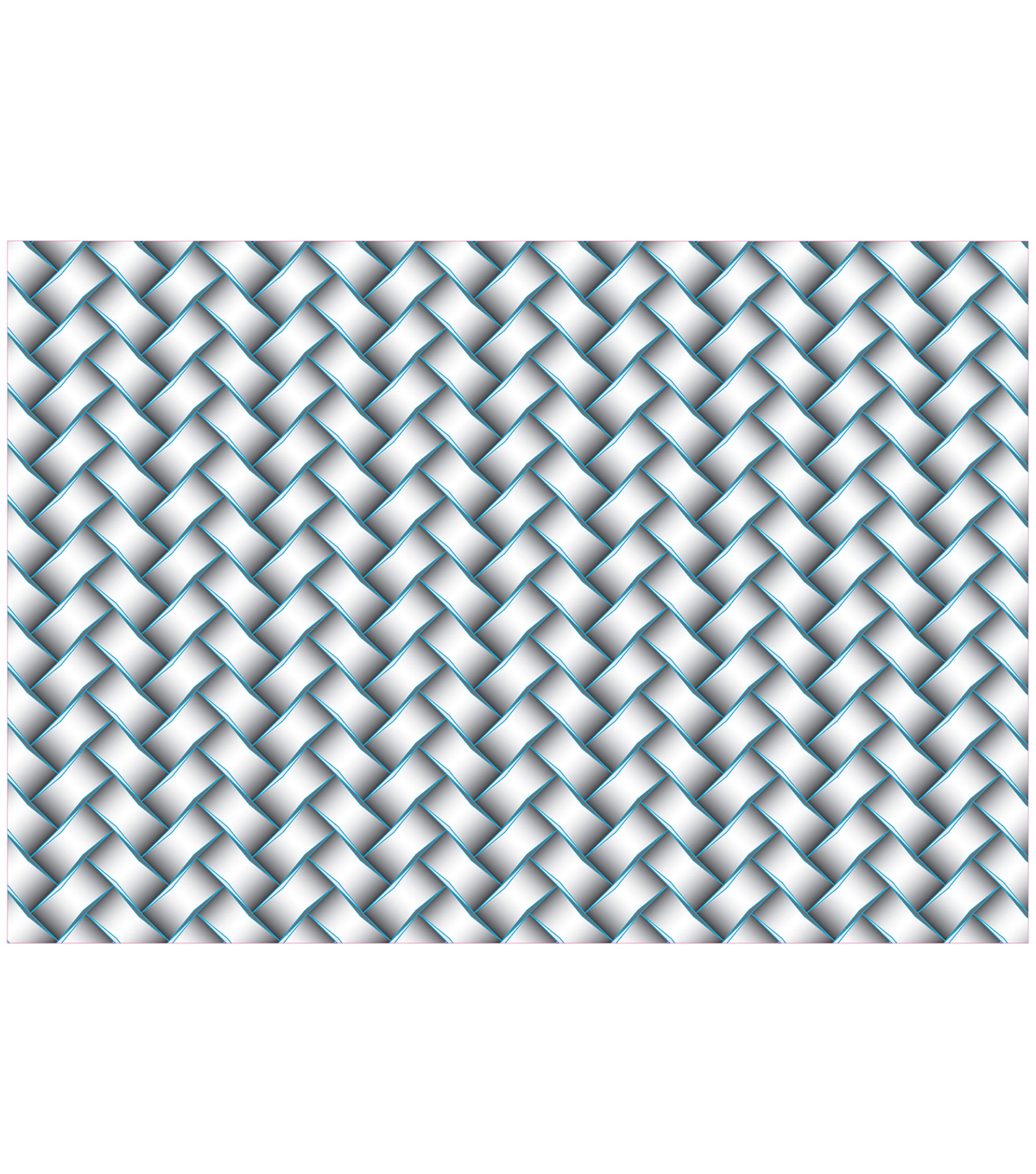 Sizzix™ 3D Textured Impressions A6 Embossing Folder-Woven