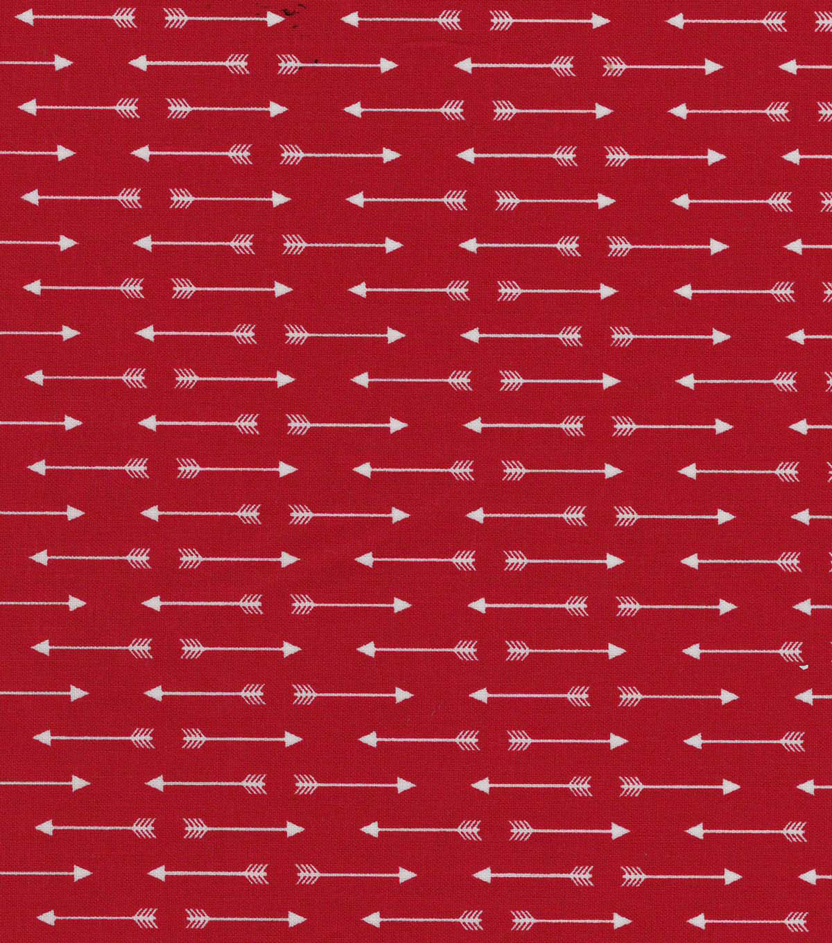 Quilter\u0027s Showcase™ Cotton Fabric 44\u0022-Red Linear Arrows