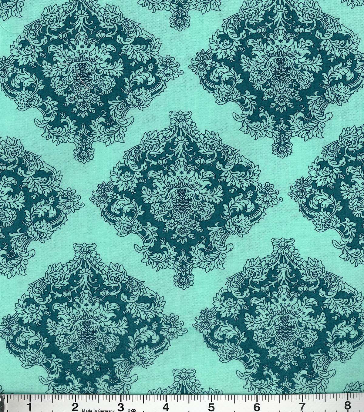 Buttercream™ Stella Collection Cotton Fabric-Intricate Damask