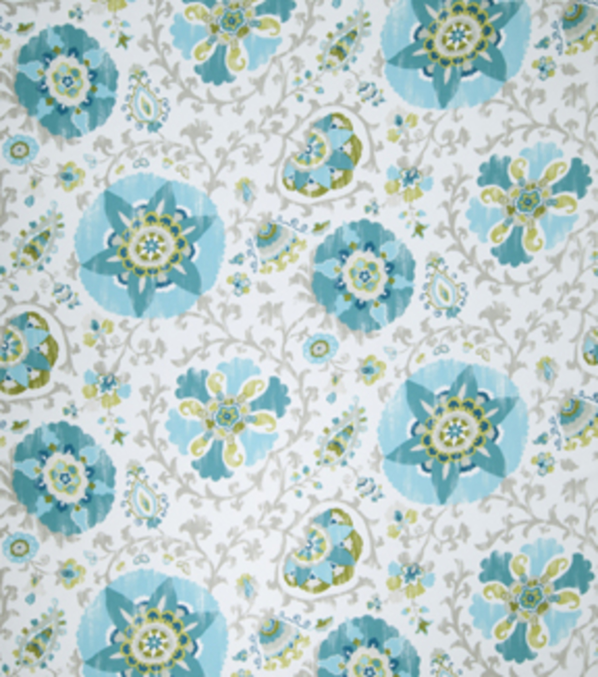 Home Decor 8\u0022x8\u0022 Fabric Swatch-Eaton Square Flowerama   Poolside Floral