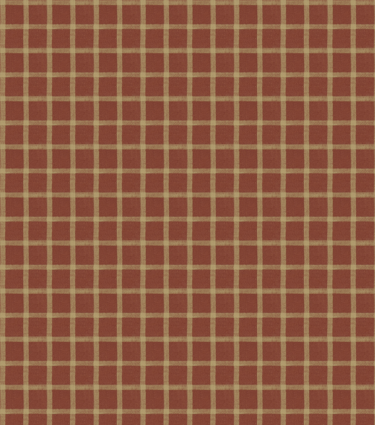 French General Upholstery Fabric 54\u0022-Gladstone/Rural Red