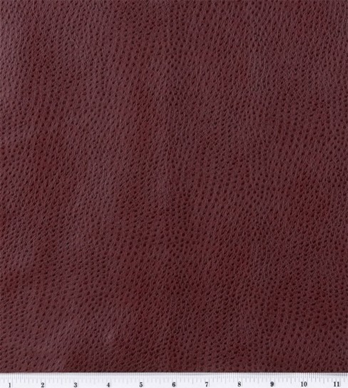 Upholstery Vinyl Fabric-Outback Berry