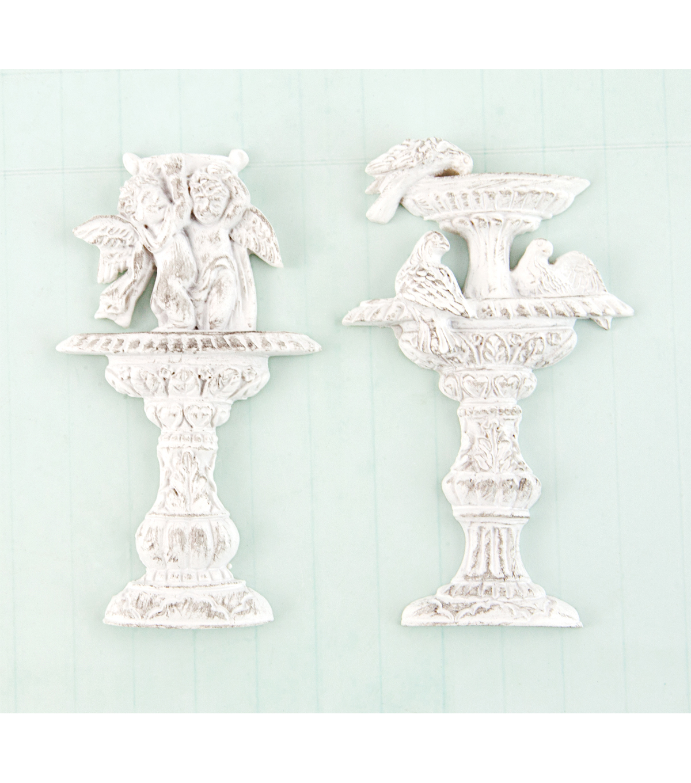 Prima Marketing Garden Fountain Shabby Chic Treasures