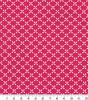 Quilters Showcase Cotton Fabric-Butterfly Pink