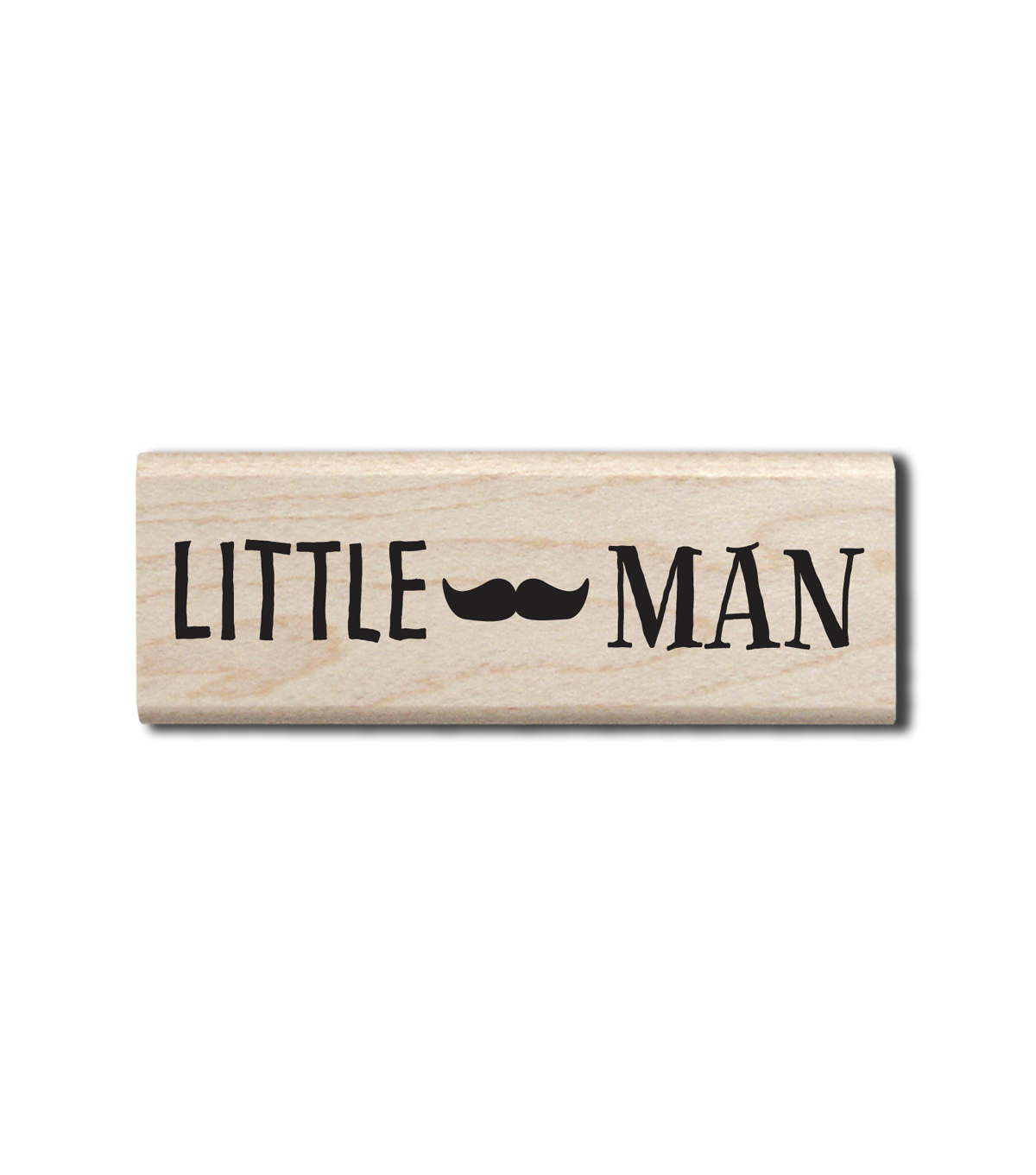 Hampton Art™ Wood Stamp-Little Man