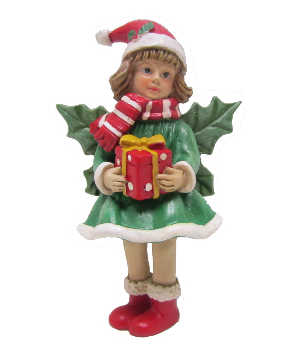 Maker's Holiday Christmas Littles Fairy-Green