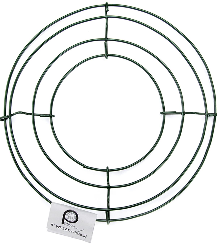 wire wreath frame 8u0022 - Wreath Frame