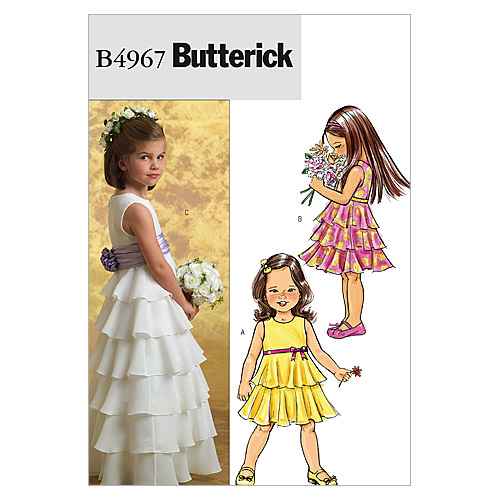 Butterick Child Special Occasion-B4967