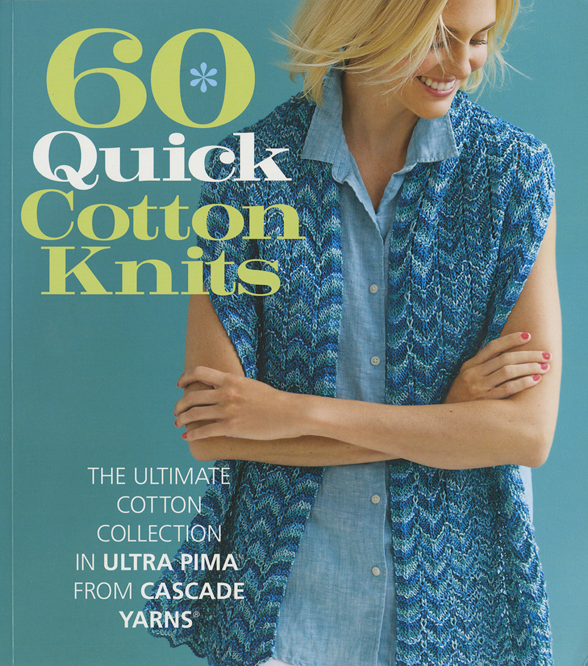 60 Quick Cotton Knits Book