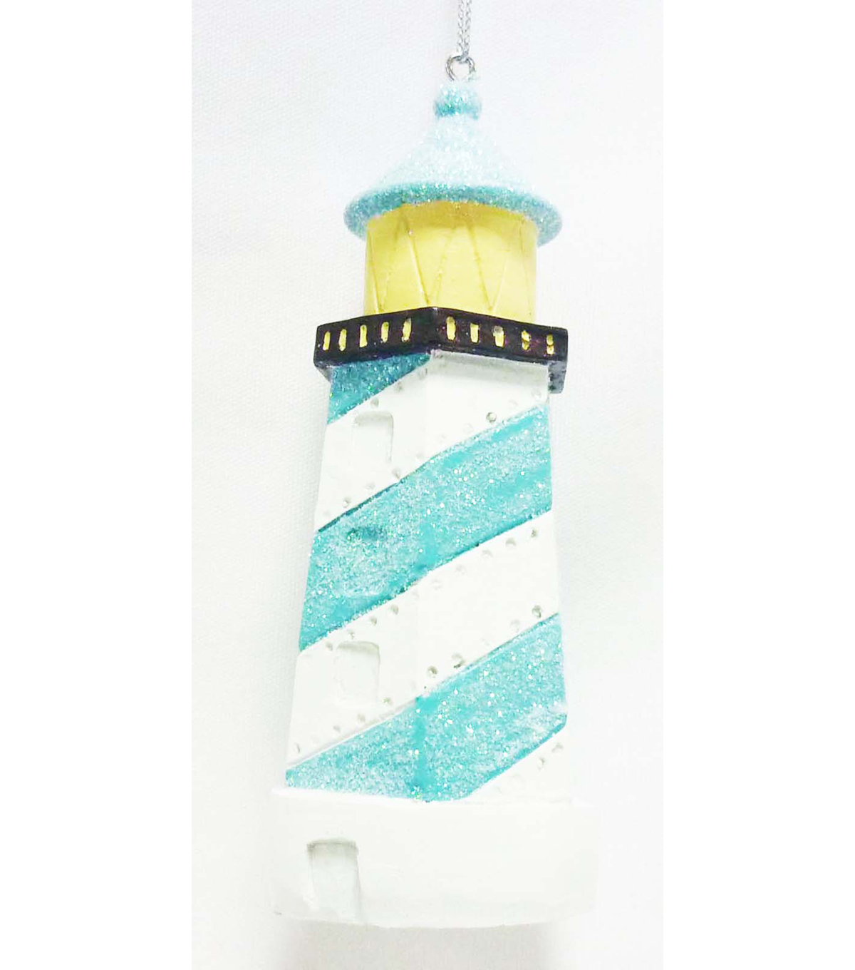 Maker\u0027s Holiday Beach Lighthouse Ornament