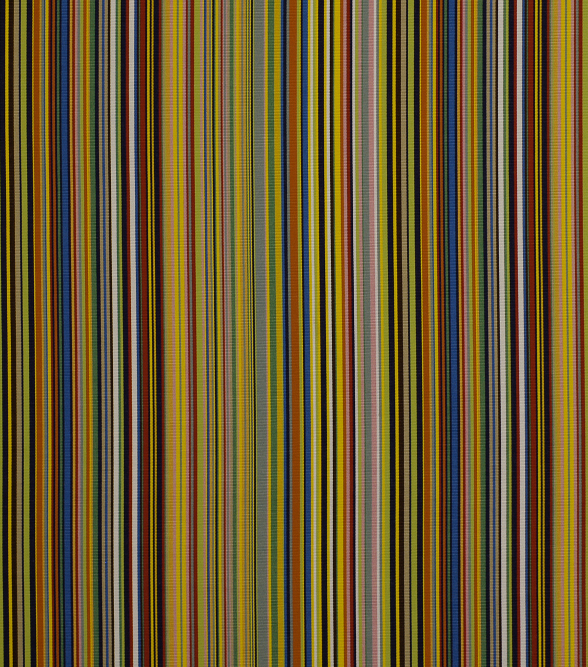 Robert Allen @ Home Upholstery Fabric 55\u0022-Big Sure Striped Multi