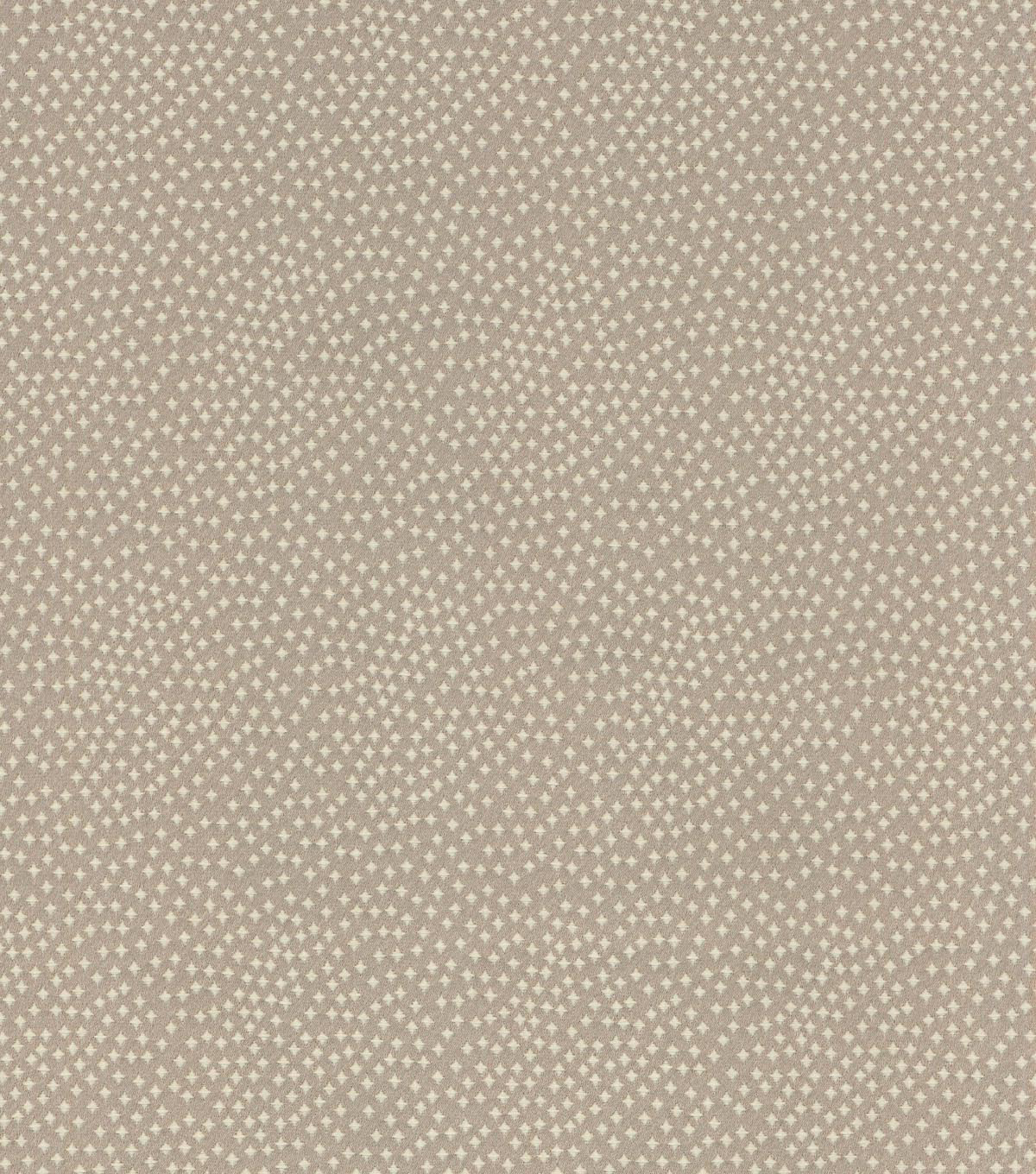 Tracy Porter Upholstery Fabric 54\u0022-Following Stars/Taupe
