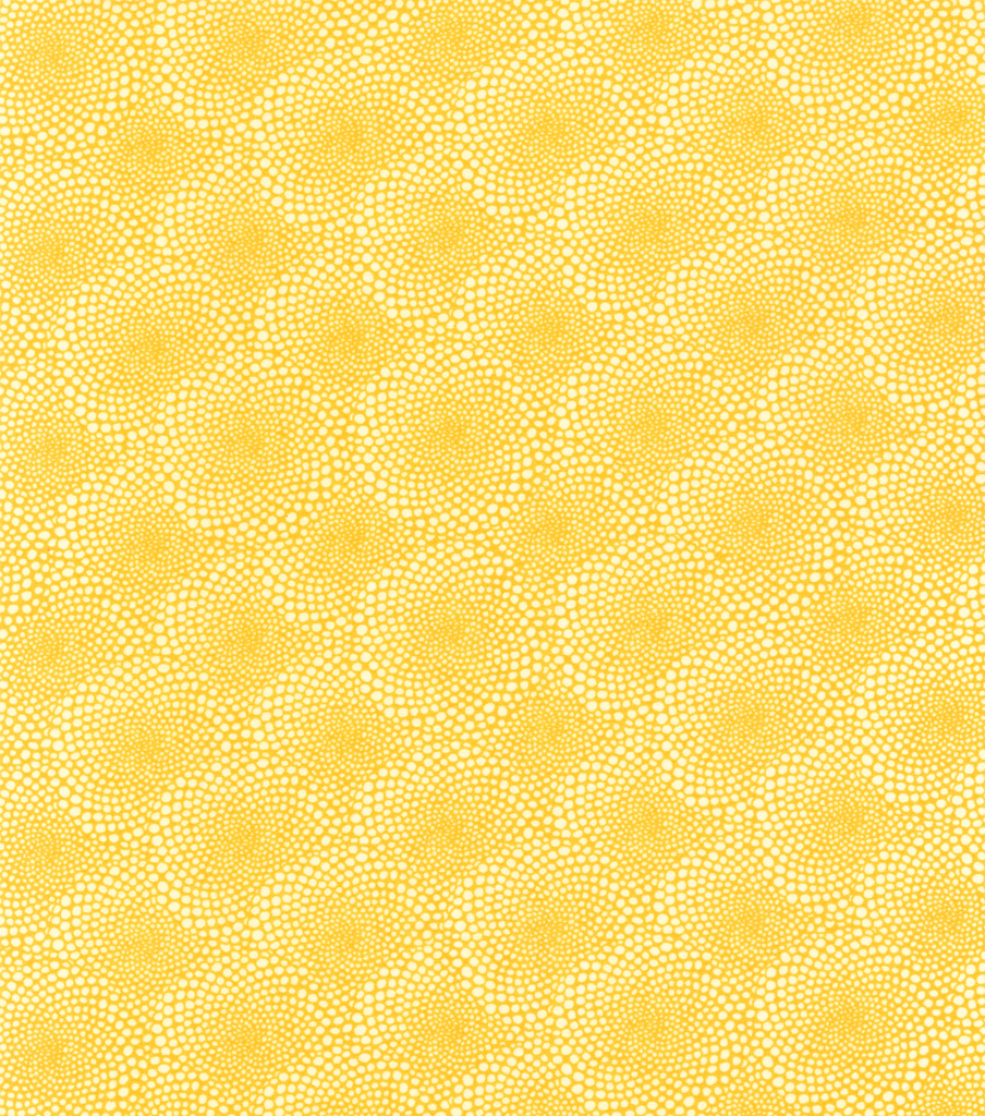 Valori Wells Cotton Fabric-Flower Dots Sunshine Voile