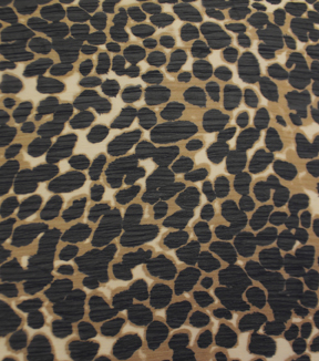 "Silky Poly Fabric 57""-Animal"