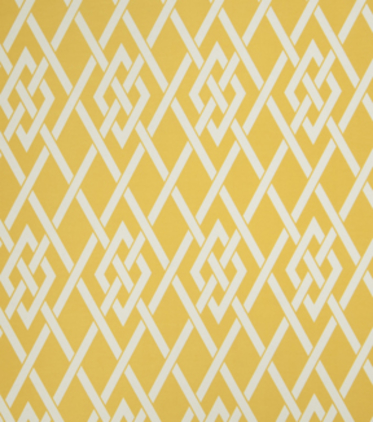 "Home Decor 8""x8"" Fabric Swatch-Eaton Square Sherry   Gold Lattice"