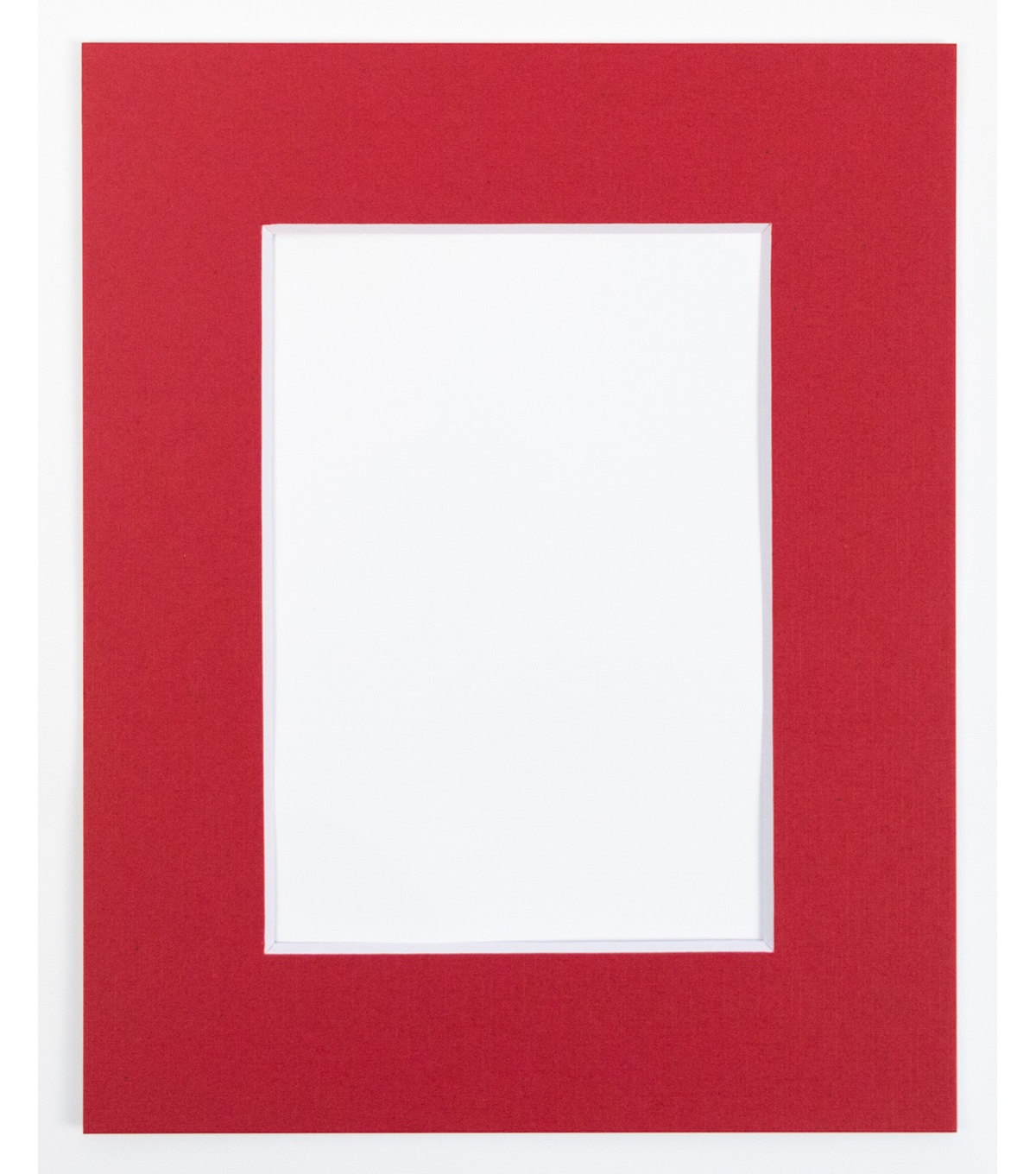 Framing Mat 8X10-Red