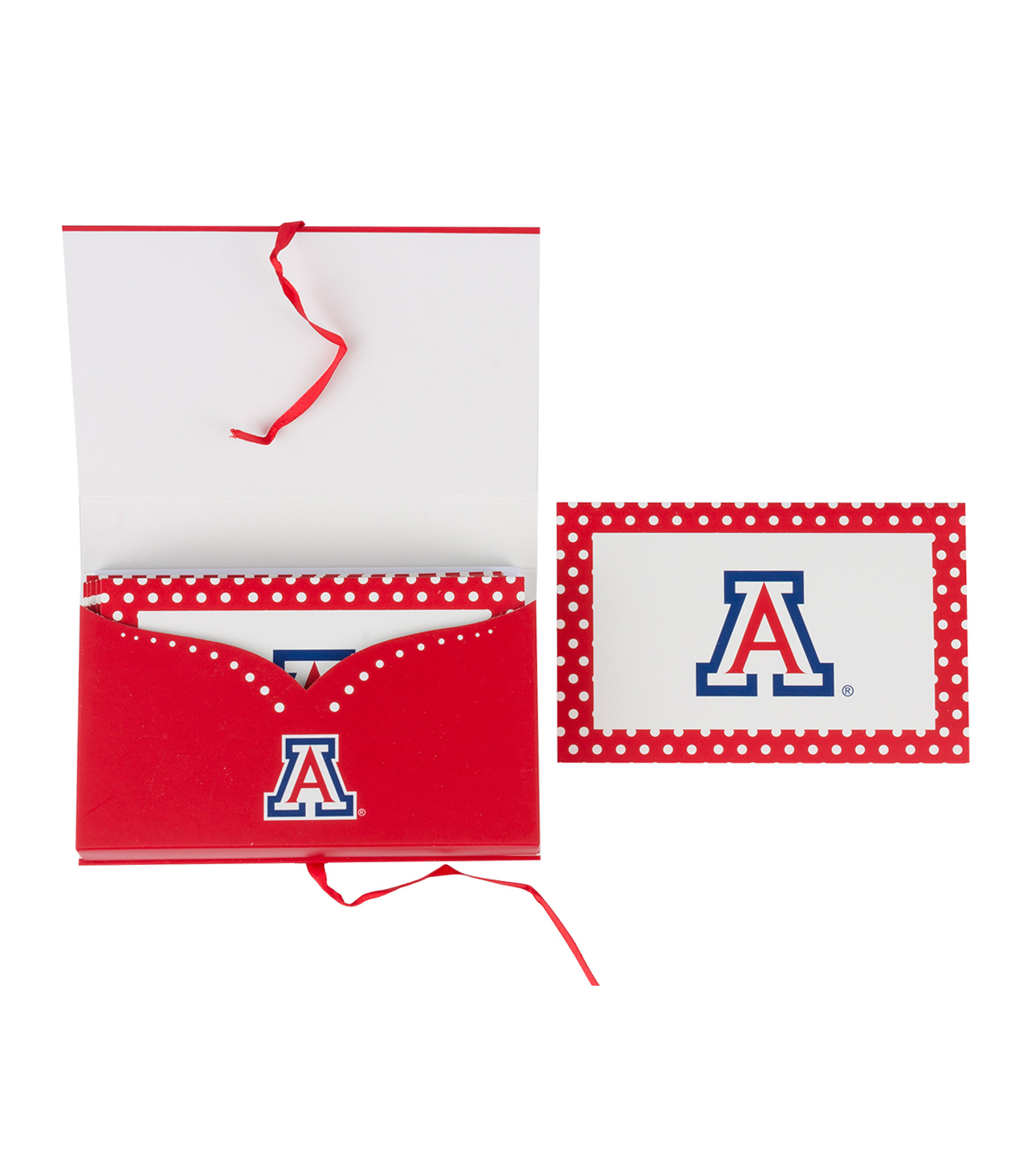 University of Arizona Note Card Set