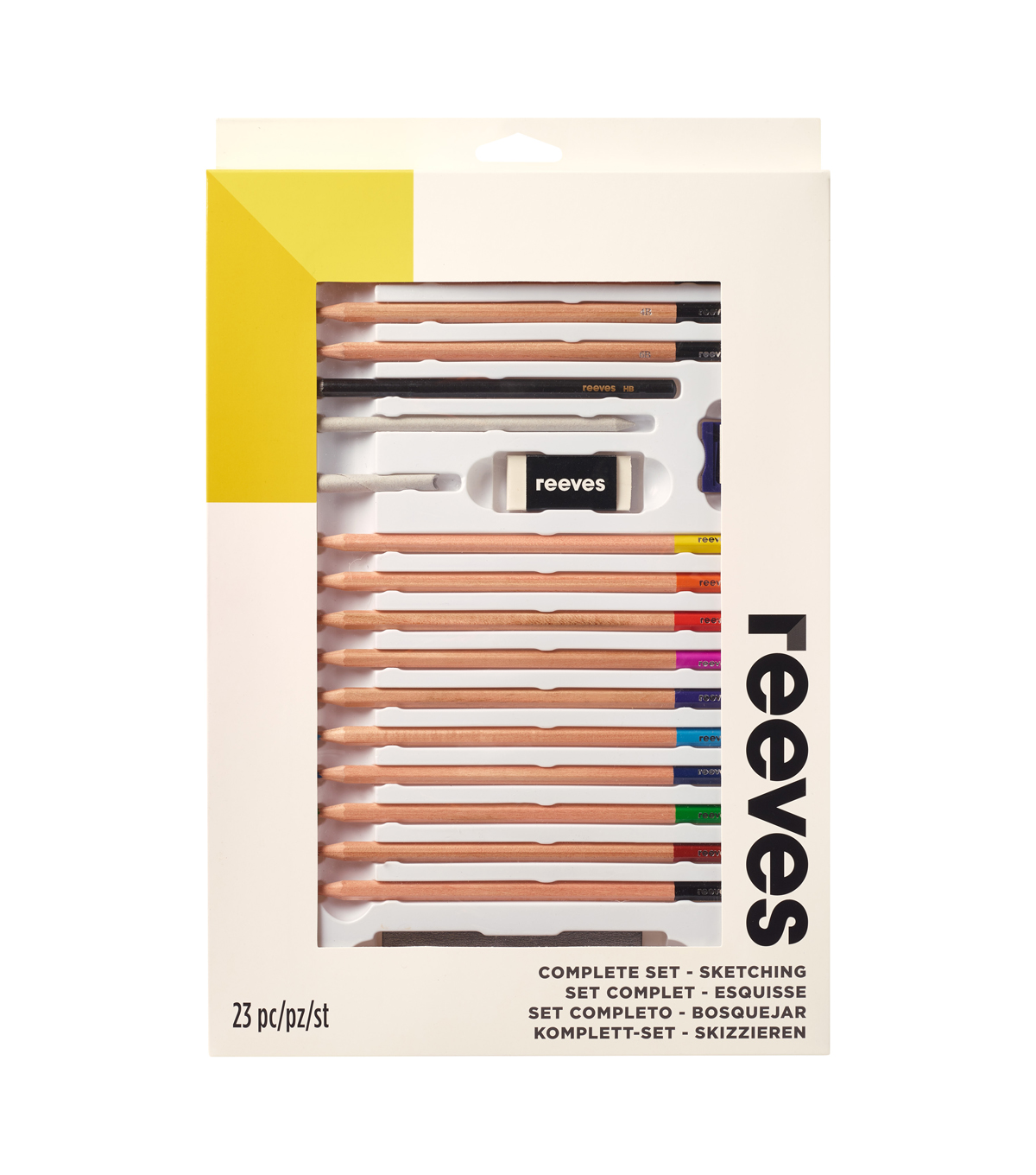 Complete Drawing & Sketching Kit-