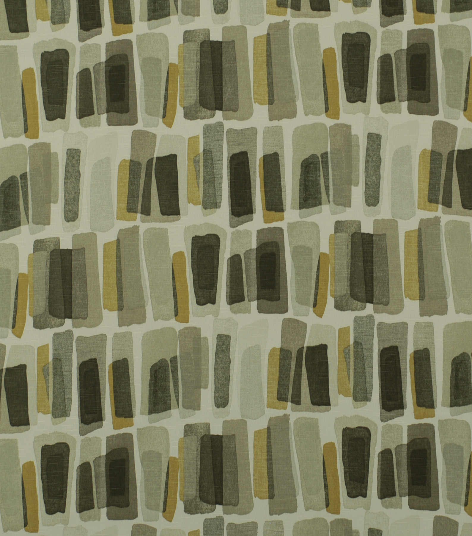Robert Allen @ Home Print Fabric 54\u0022-Halmstad Graphite