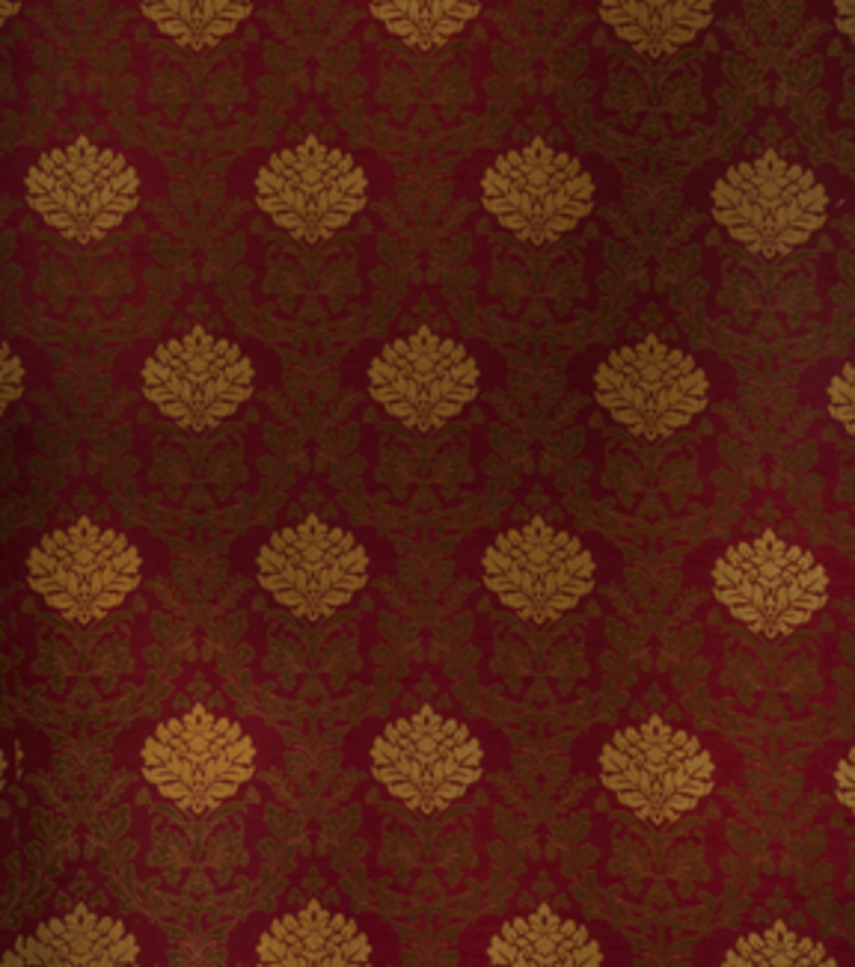 Home Decor 8\u0022x8\u0022 Fabric Swatch-Print Fabric Eaton Square Marshall Claret