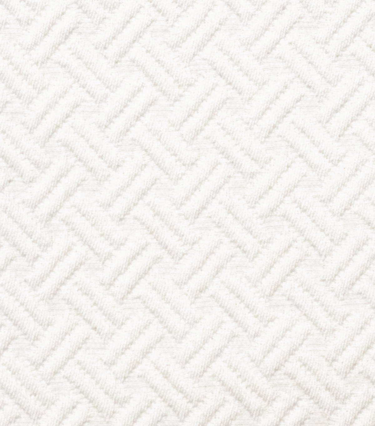 "Home Decor 8""x8"" Fabric Swatch-Jaclyn Smith Lane-Coconut"