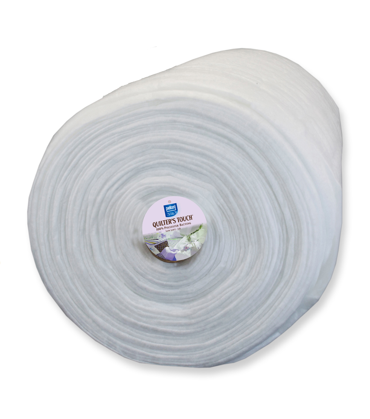 Pellon Quilter's Touch Low-Loft Polyester Batting 96''x30yds
