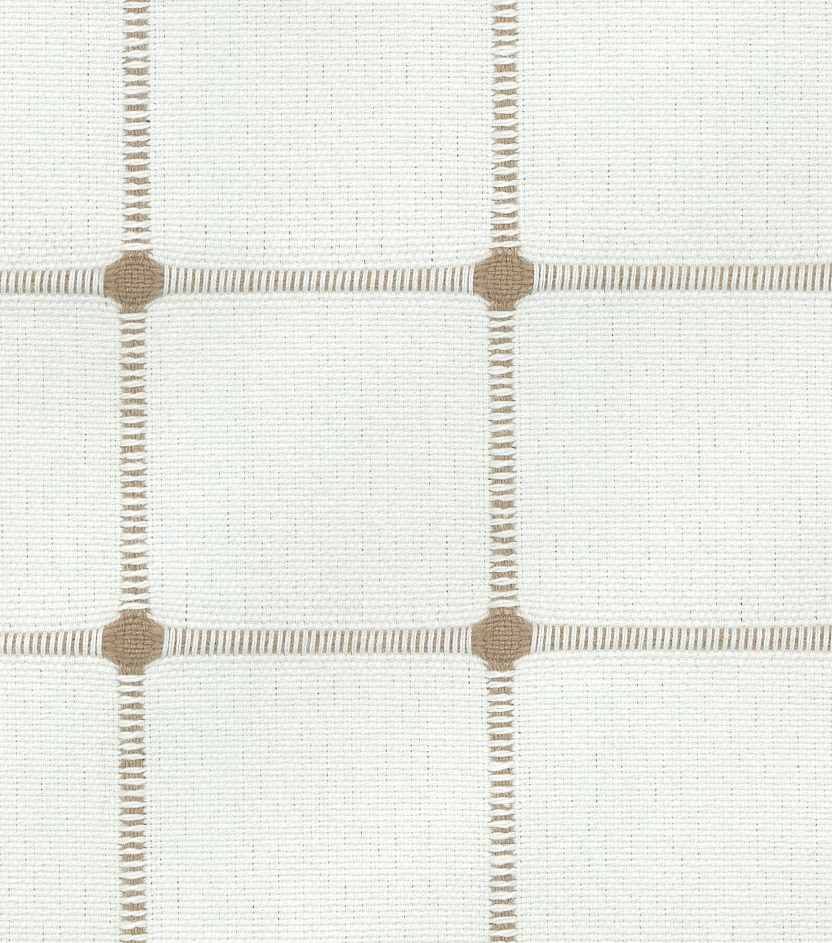 Waverly Upholstery Fabric 54\u0022-Geo Metrics Birch