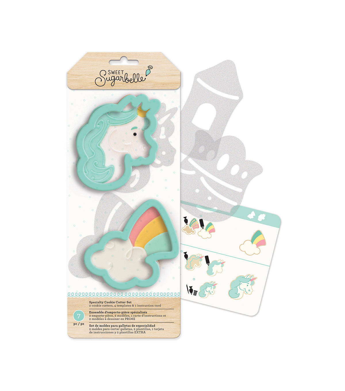 Sweet Sugarbelle Cookie Cutters Enchanted