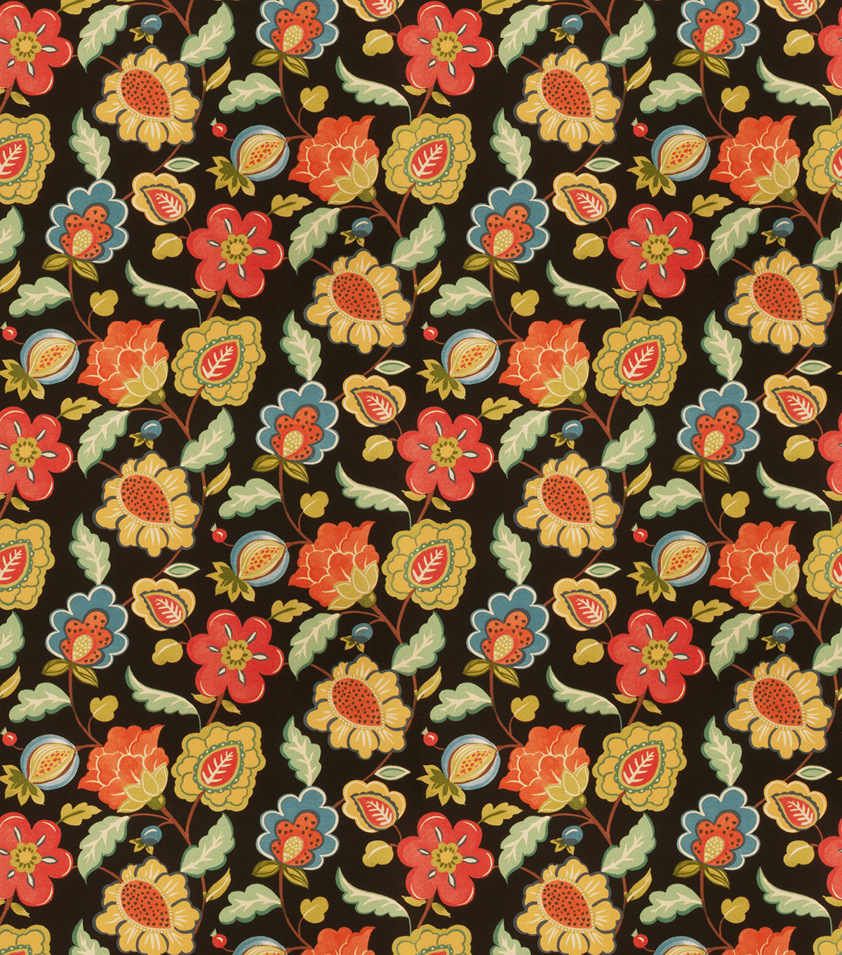 SMC Designs Upholstery Fabric 54\u0022-Flick/Eclipse