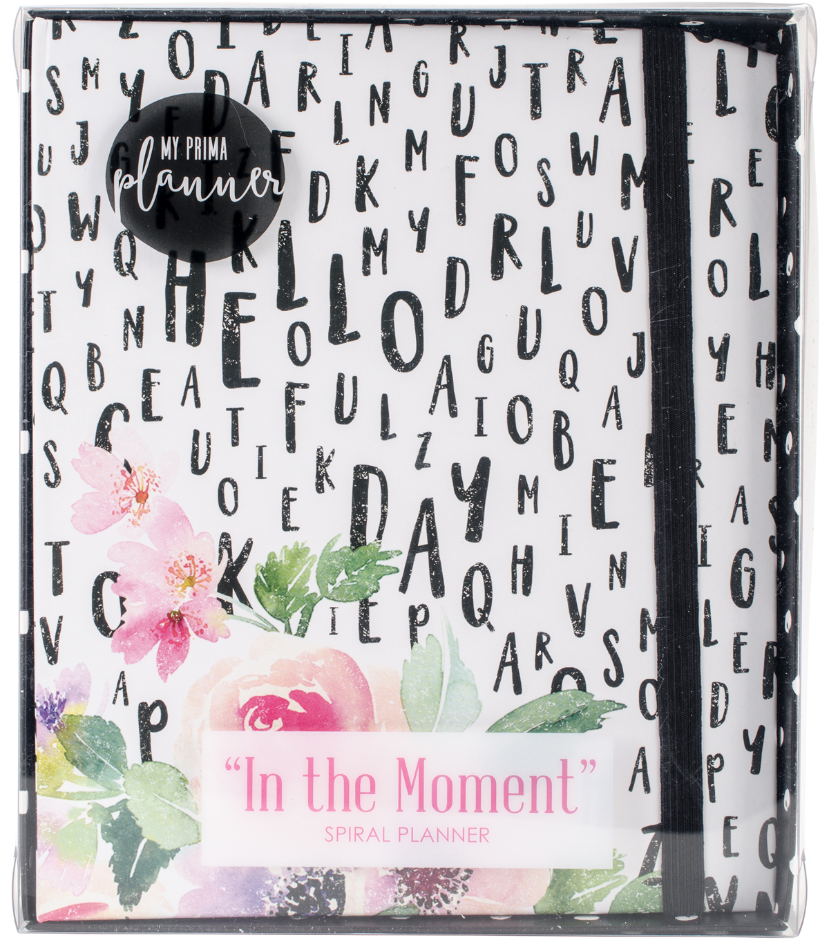 "My Prima Planner Spiral Bound Planner 7.2""X8.5""-In The Moments"