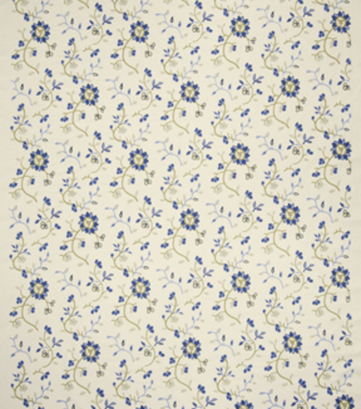 Home Decor 8\u0022x8\u0022 Fabric Swatch-French General Caspian Bleu