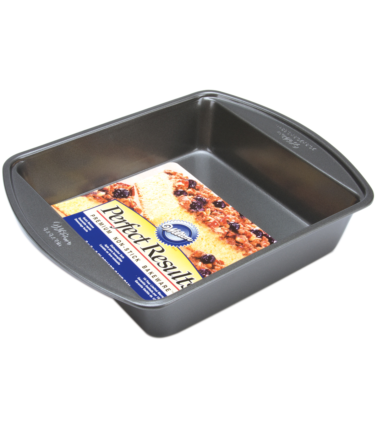 Wilton® Perfect Results 8\u0022X8\u0022X2\u0022 Square Cake Pan
