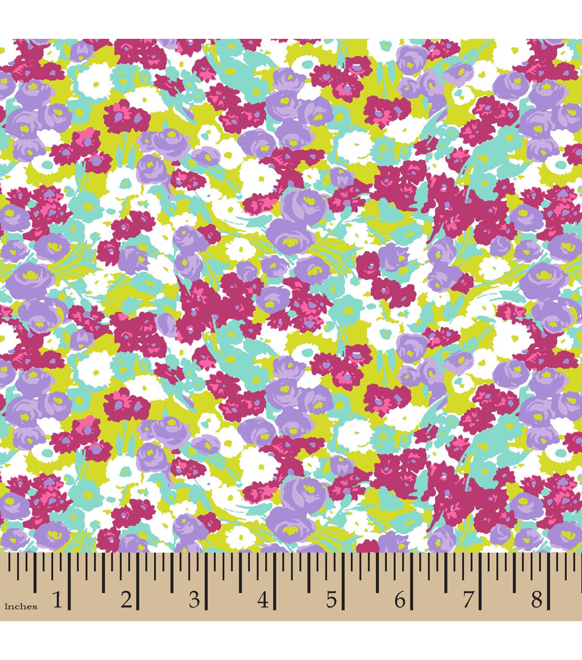 Springmaid® Cotton Fabric-Amelia Small Floral