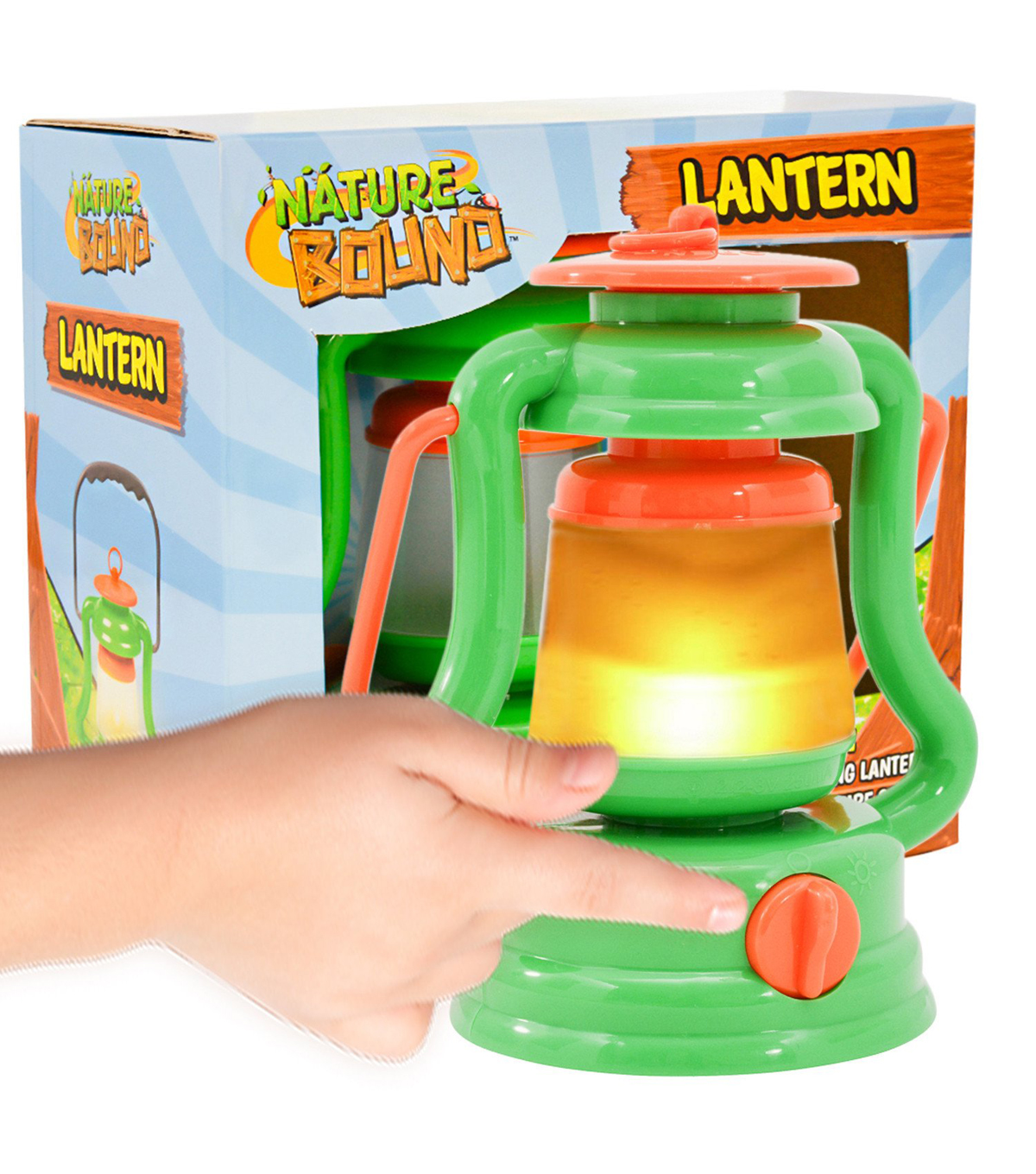 Nature Bound Light & Sound Lantern