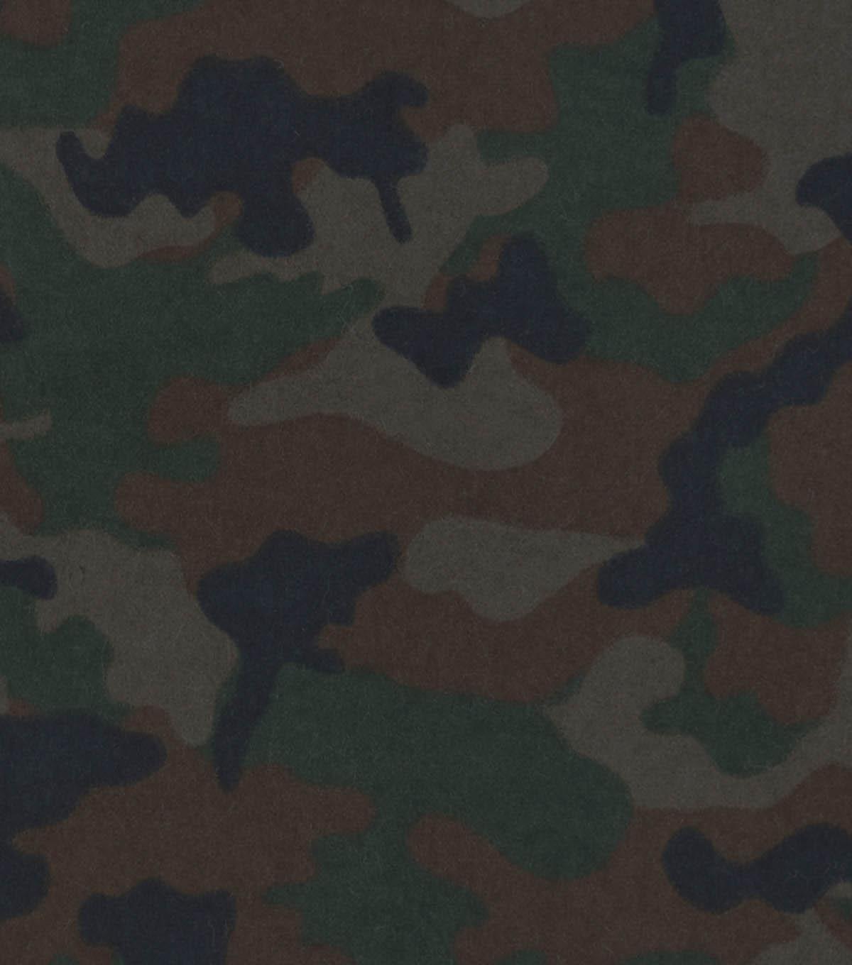 "Snuggle Flannel Fabric 42""-Traditional Camo"