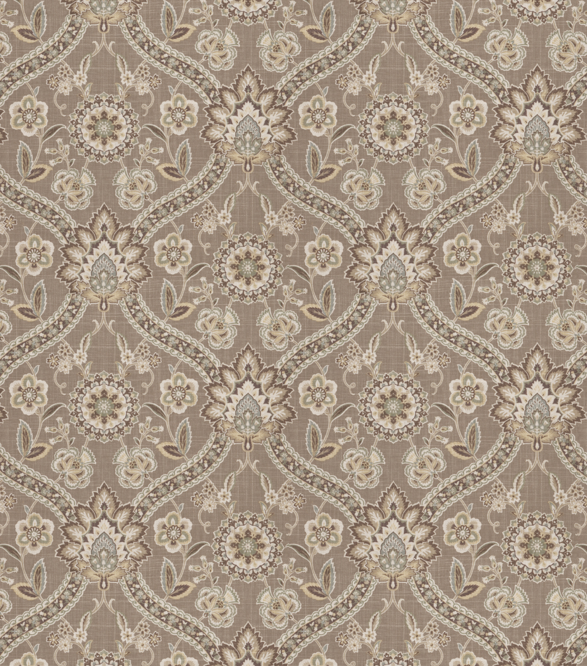 SMC Designs Upholstery Fabric 54\u0022-Carson/ Pebblestone