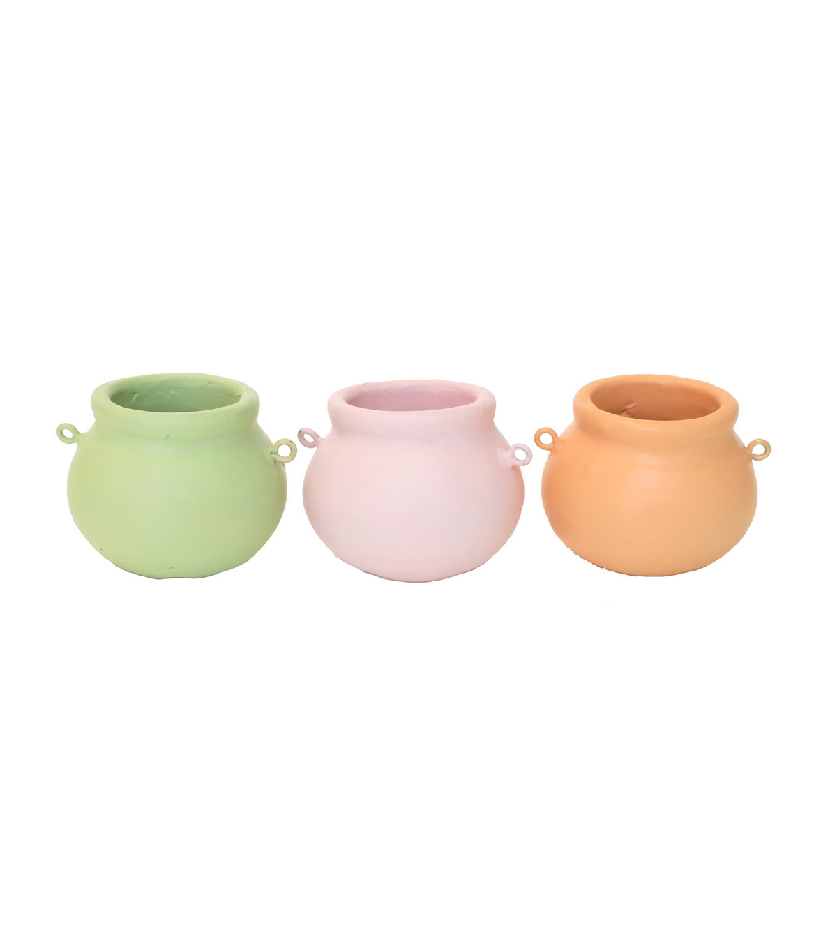 Bloom Room Easter Littles Pack of 3 Clay Pots
