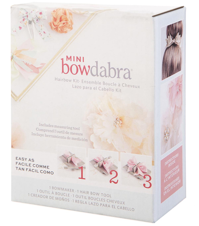 Darice bowdabra hair bow making kit joann darice bowdabra hair bow making kit baditri Image collections