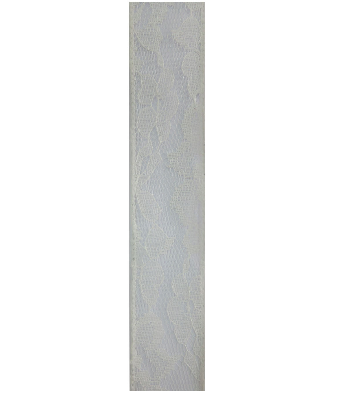 Decorative Ribbon 1.5\u0027\u0027x15\u0027 Lace Ribbon-White