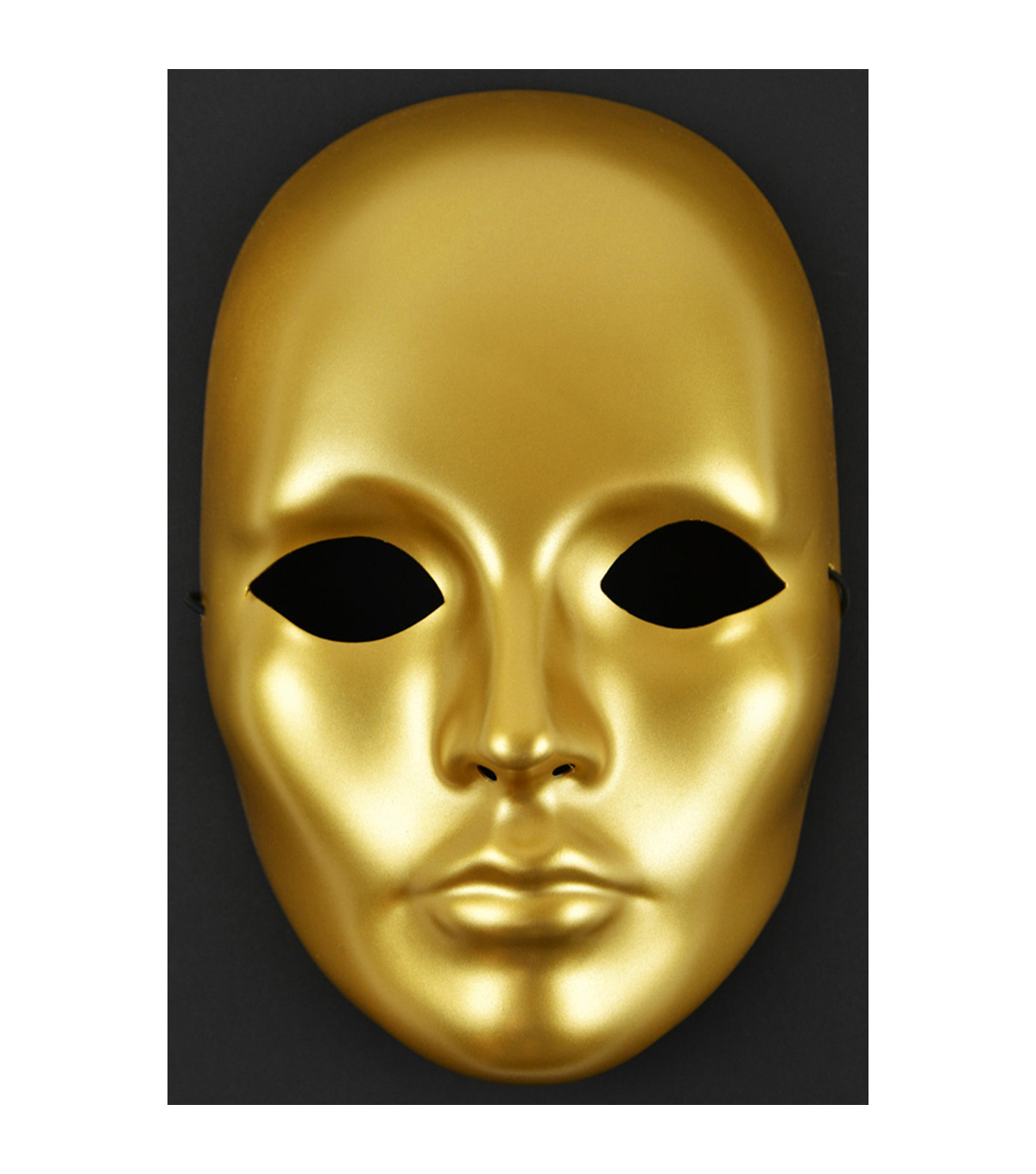 Midwest Design Gold Mask It Form Full Face