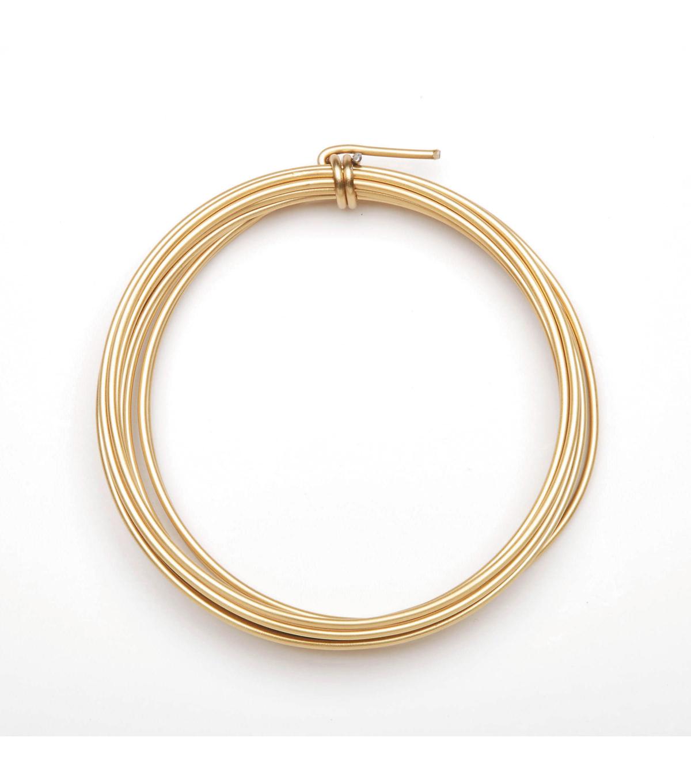 14 Gauge Aluminum Wire, Gold, 3yds. | JOANN